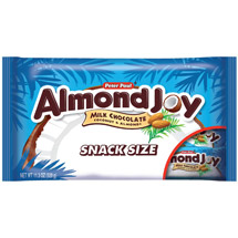 Almond Joy Snack Size Candy