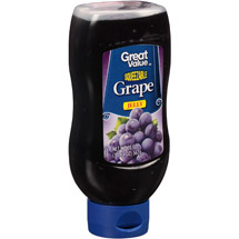 Great Value Squeezable Grape Jelly