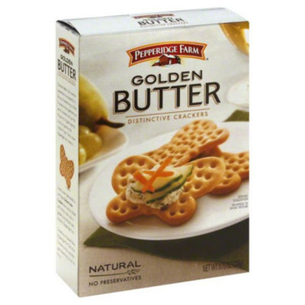 Pepperidge Farm Crackers Golden Butter Crackers
