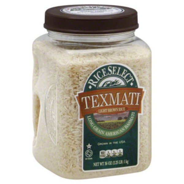 RiceSelect Texmati Light Brown Rice