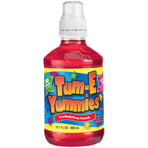 Tum-E Yummies Fruitabulous Punch Fruit Flavored Drink