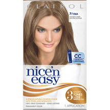 Clairol Nice 'n Easy Permanent Color Natural Dark Blonde 106A
