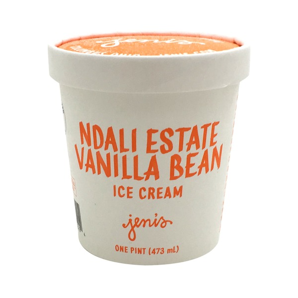 Jeni's Splendid Ice Creams Ndali Vanilla Bean Ice Cream