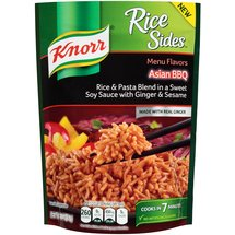 Knorr Rice Sides Menu Flavors Asian BBQ Rice