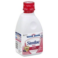 Similac Soy Soy Isomil for Fussiness & Gas OptiGro with Iron Infant Formula