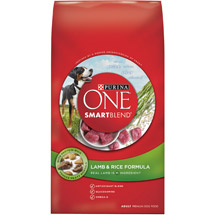 Purina Smart Blend One Lamb & Rice