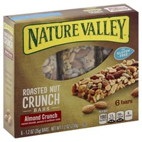 Nature Valley Almond Crunch Roasted Nut Brittle Bars