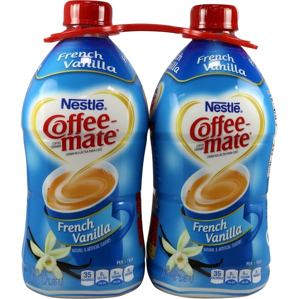 Nestlé Coffee Mate Creamer French Vanilla