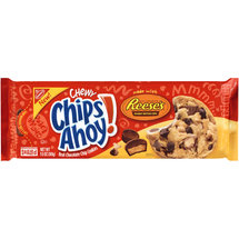 Nabisco Chips Ahoy! Chewy Chocolate Chip with Reese's Cookies