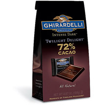 Ghirardelli Twilight Delight Intense Dark Chocolate