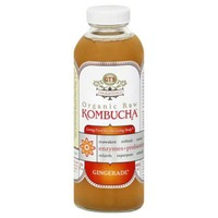 GT's Enlightened Organic Raw Kombucha Gingerade