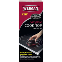 Weiman Complete Cook Top Cleaning Kit