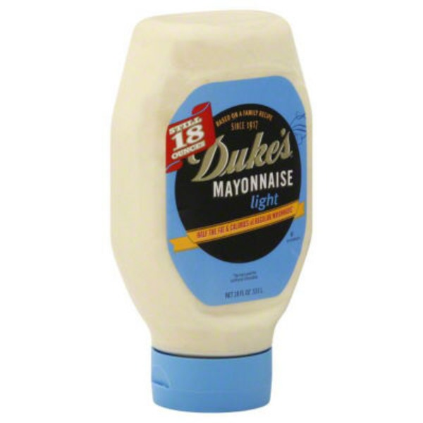 Duke's Mayonnaise Light