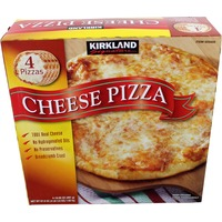 Kirkland Signature Frozen Cheese Pizza