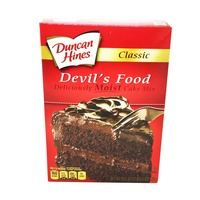 Duncan Hines Devil's Food Classic Cake Mix