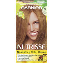 Garnier Nutrisse Haircolor 70 Dark Natural Blonde Almond Creme