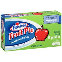 Hostess Apple Fruit Pie