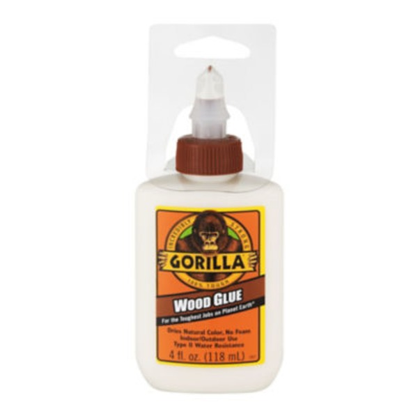 Gorilla Glue Incredibly Strong Wood Glue