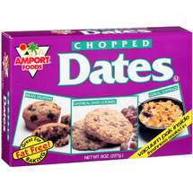 Amport Foods Chopped Dates