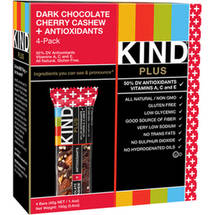 KIND PLUS Bars Dark Chocolate Cherry Cashew   Antioxidants