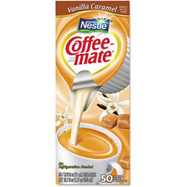 Nestlé Coffee Mate Vanilla Caramel Liquid Coffee Creamer
