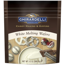 Ghirardelli Candy Making & Dipping White Melting Wafers