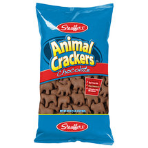 Stauffer's Chocolate Animal Crackers