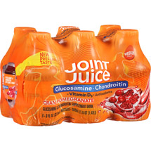 Joint Juice Cran Pomegranate Glucosamine & Chondroitin Supplement Drink