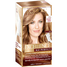 L'Oreal Paris Excellence Age Perfect Layered-Tone Flattering Color Kit 7 g Dark Soft Golden Blonde