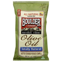 Boulder Canyon Kettle Cooked Olive Oil Potato Chips
