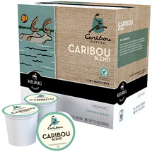 Caribou Coffee Caribou Blend Medium Roast Coffee K-Cups