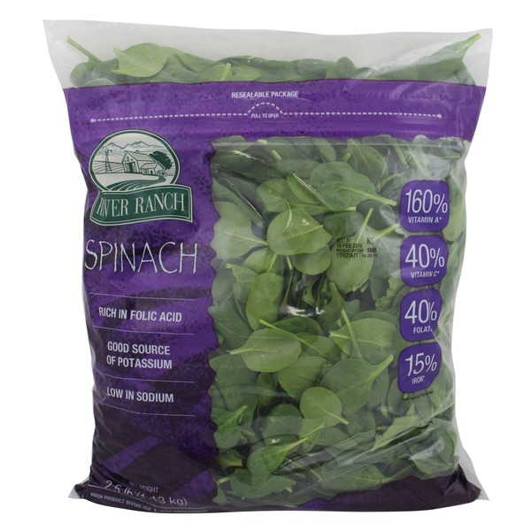 Taylor Farms Leaf Spinach