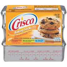 Crisco All Vegetable Butter Flavor Shortening