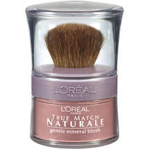 L'oreal Blush 488 Soft Rose Bare Naturale .15 oz