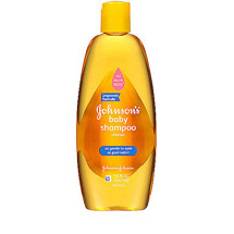 Johnson & Johnson Gold Shampoo