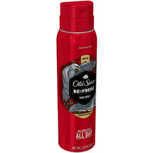Old Spice Refresh Body Spray