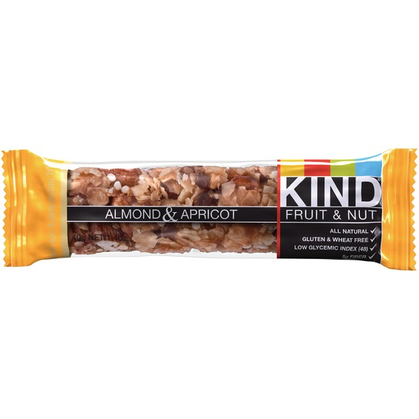 KIND Almond & Apricot Fruit & Nut Bar