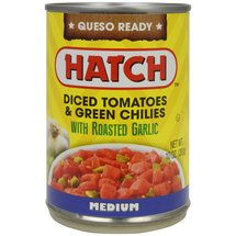 Hatch??Diced??Tomatoes & Green Chilies with Roasted Garlic