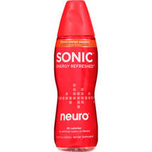 Neuro SONIC Blood Orange Passion Infusion Dietary Supplement