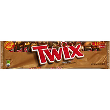 Twix Funsize Cookie Bars
