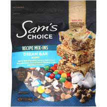 Sam's Choice Dream Bar Blend Recipe Mix-Ins