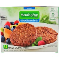 Morning Star Farms Breakfast Patties