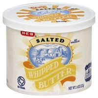 H-E-B Whipped Salted Butter