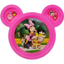 The First Years Disney Mickey Mouse Clubhouse Plate 1ct