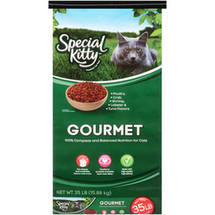 Special Kitty Gourmet Dry Cat Food