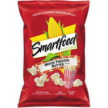 Smartfood Movie Theater Butter Popcorn
