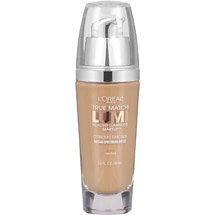 L'Oreal Paris True Match Lumi Healthy Luminous Makeup Buff Beige