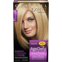 Clairol Age Defy Expert Collection Hair Color 10 Extra Light Blonde