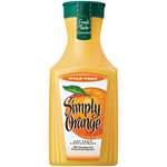Simply Orange Original Pulp Free Orange Juice