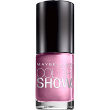 Maybelline Color Show Nail Lacquer Rose Rapture